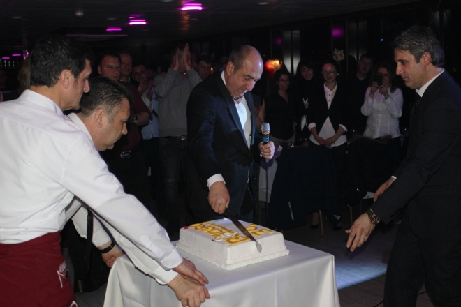 CELEBRATING 30 YEARS BULAGRO IN ISTANBUL, TURKEY